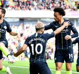 Twentieth Premier League goal puts Aguero in elite company