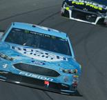 Harvick Wins All Three Stages At Michigan