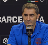 We'll have many forward options when Messi returns - Valverde