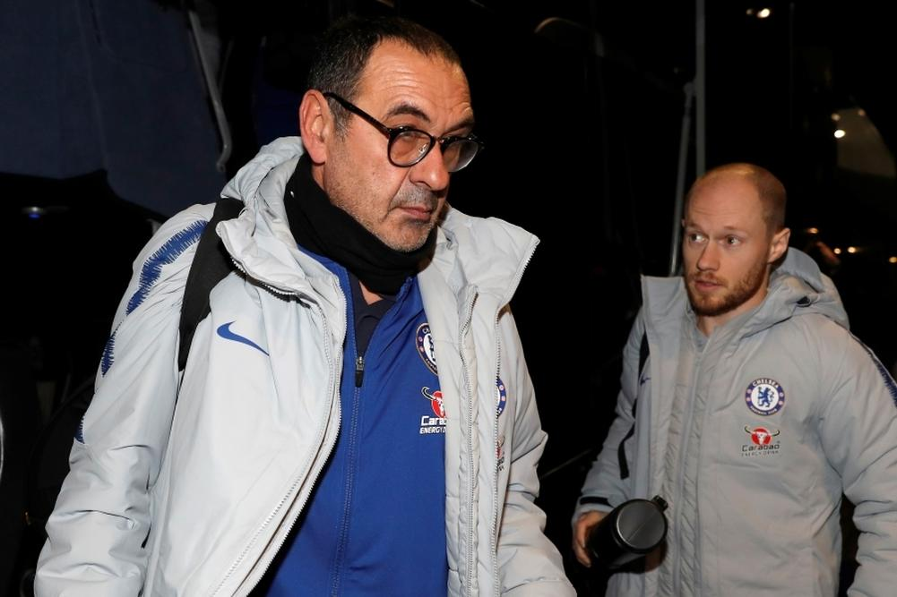 "Chelsea-Sarri: ""On est en danger"""