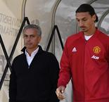 Mourinho no descarta a Ibrahimovic en el United