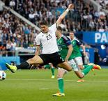 Germany vs Slovakia - Gomez doubles Germany's lead