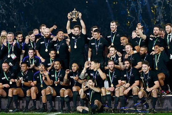 New Zealand survive Australia fightback to claim Rugby World Cup crown