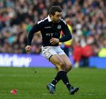 Laidlaw among several returning stars in Scotland Six Nations squad