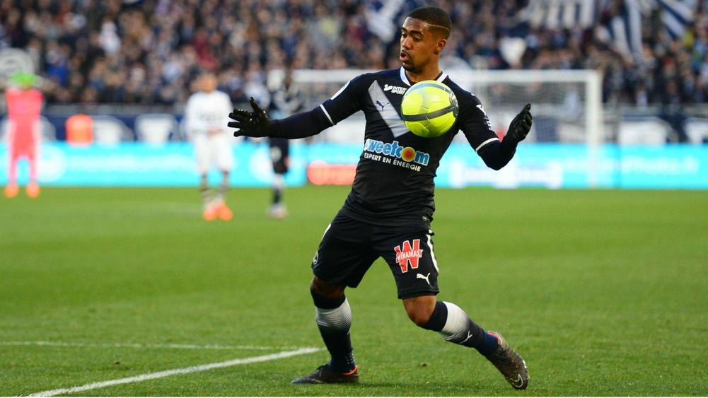 Bordeaux attacker Malcom opens up on
