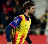 Pique calls for respect after Catalonia friendly