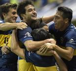 Video - Boca beat River in Superclasico
