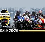 Come One, Come All: The Dunlop Preseason Test At Circuit Of The Americas