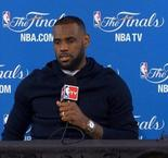 Moments more important than the games - LeBron