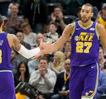 NBA - Gobert enchaîne, le Jazz revit