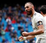 Benzema Brace Leads Real Madrid Past Eibar