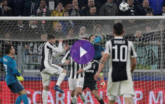 Juventus 0 Real Madrid 3: Ronaldo magic puts holders in ...