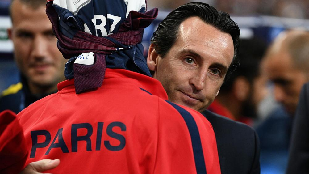 PSG end Les Herbiers' resistance to win French Cup, claim treble