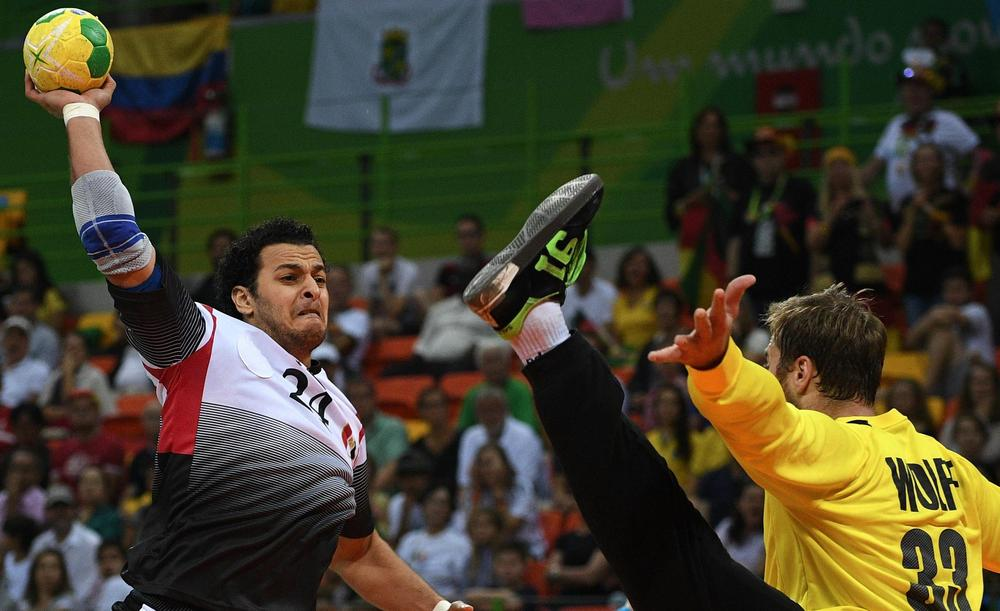 Egyptian Handball Team