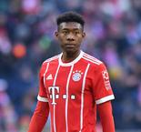 Bayern star Alaba open to 'new challenge'
