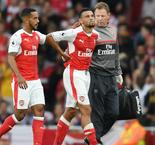 Coquelin to miss three weeks with knee injury