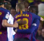 Alba Restores Barcelona Lead Over Real Sociedad
