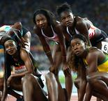 Commonwealth Games 2018: Thompson misses out on medal as Bolt watches on