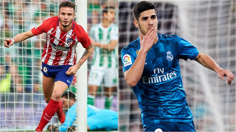 Real Madrid v Atletico Madrid The derby fuelling Spain's World Cup hopes