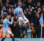 Kompany Stunner Gives City 1-0 Win Over Leicester To Put Title Within Grasp