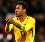 Neymar should be fit for first Brazil friendly - team doctor