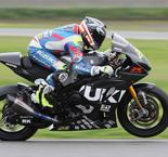 Elias Puts New GSX-R on Top of Thunderhill Test