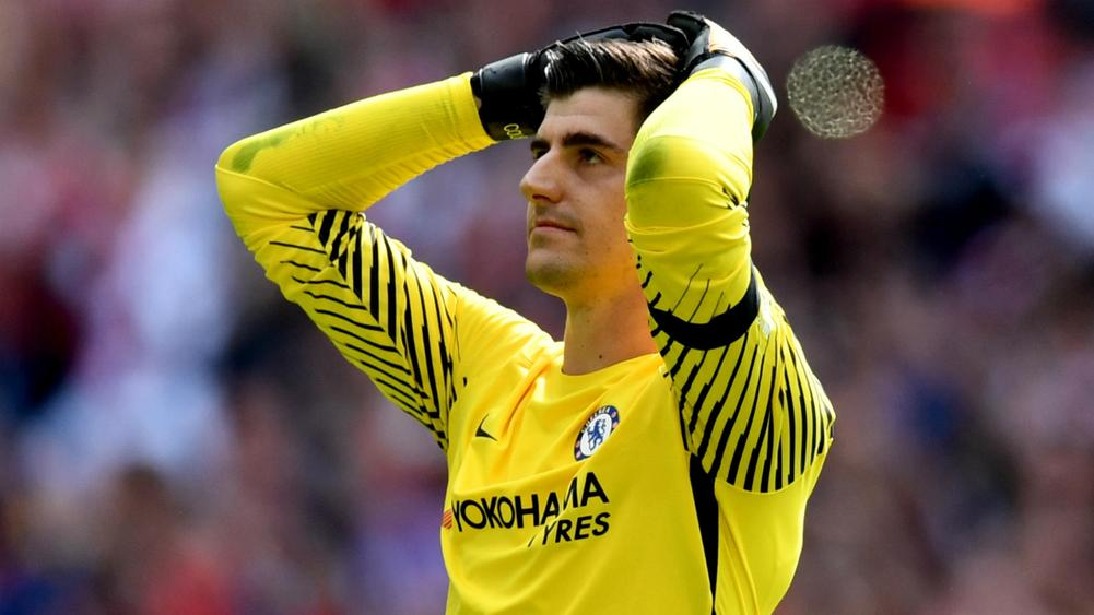 Thibaut Courtois admits he is eyeing Spain return in future