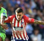 Correa comes off the bench to bail out Atleti