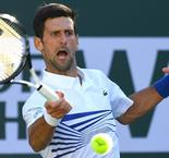Indian Wells: Djokovic stoppé en demi-finales du tournoi de double