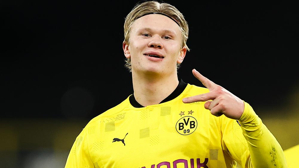 Erling Haaland: Just how brilliant has the Borussia Dortmund's star first  year been?