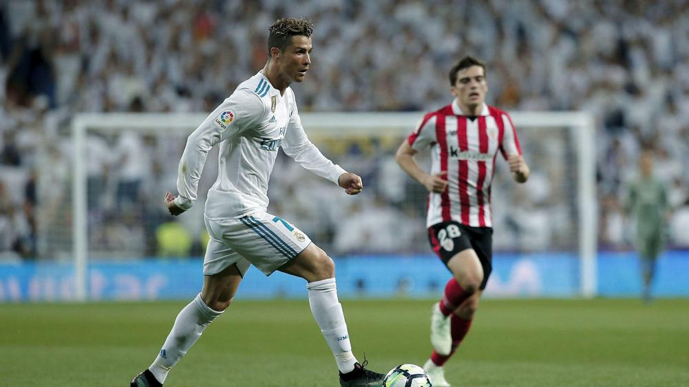 1f56bfa69 Real Madrid 1 Athletic Bilbao 1  Kepa heroics torment Madrid until Ronaldo  leveller