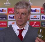Wenger subjected to tough questions