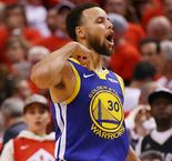 Warriors top Raptors to stay alive in NBA Finals