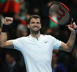 Dimitrov eager to keep momentum going after easy Carreno Busta win