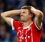 Bayern: Müller out trois semaines