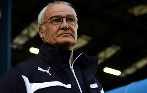 I want to see the horses at the end of the race - Ranieri