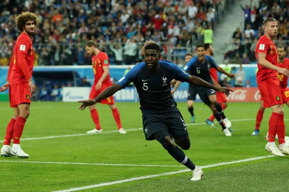 Umtiti ne croit pas à la fatigue des Croates
