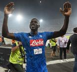 Koulibaly signs new five-year Napoli deal
