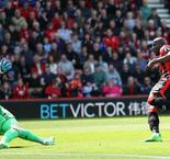 Bournemouth 4 Middlesbrough 0