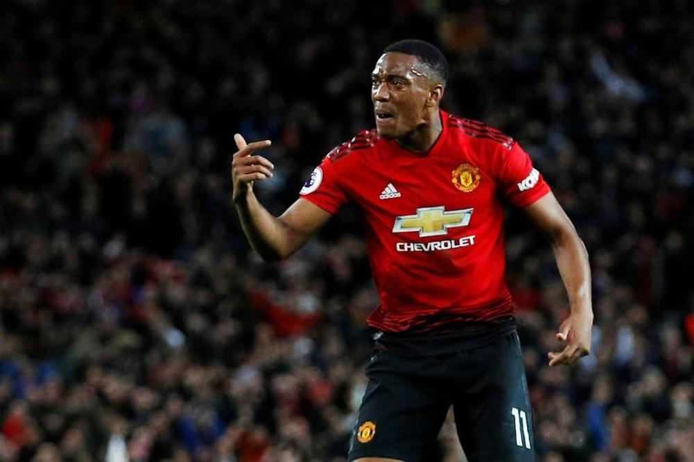 Premier League: MU renverse Newcastle, Martial buteur !