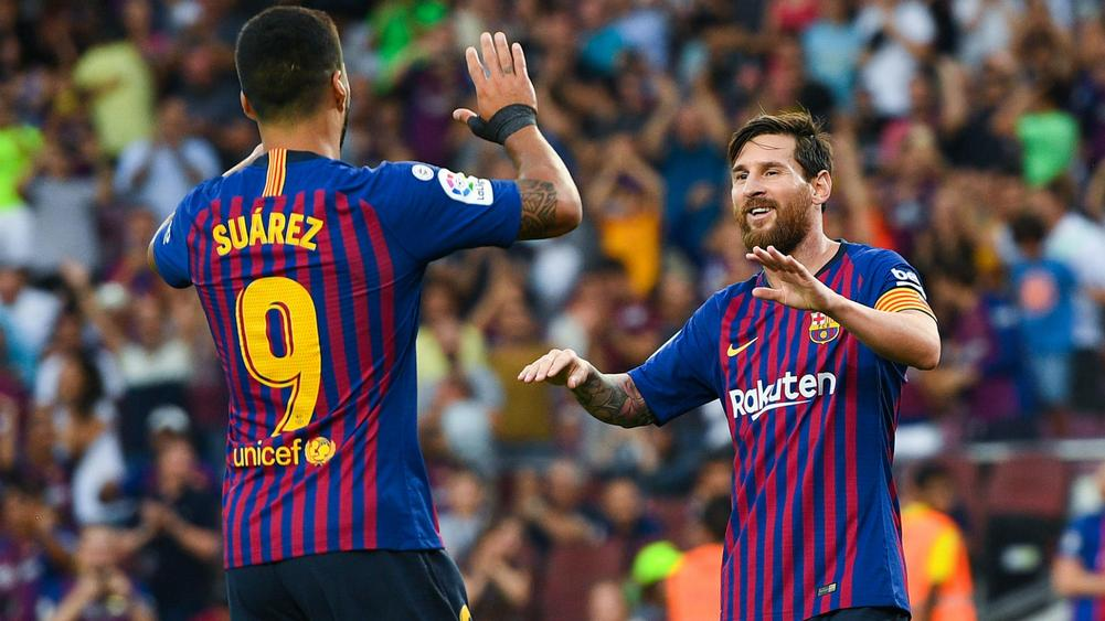 LaLiga match report Levante v FC Barcelona 16 December 2018
