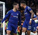 Chelsea 1 Bournemouth 0: Substitute Hazard books semi-final spot