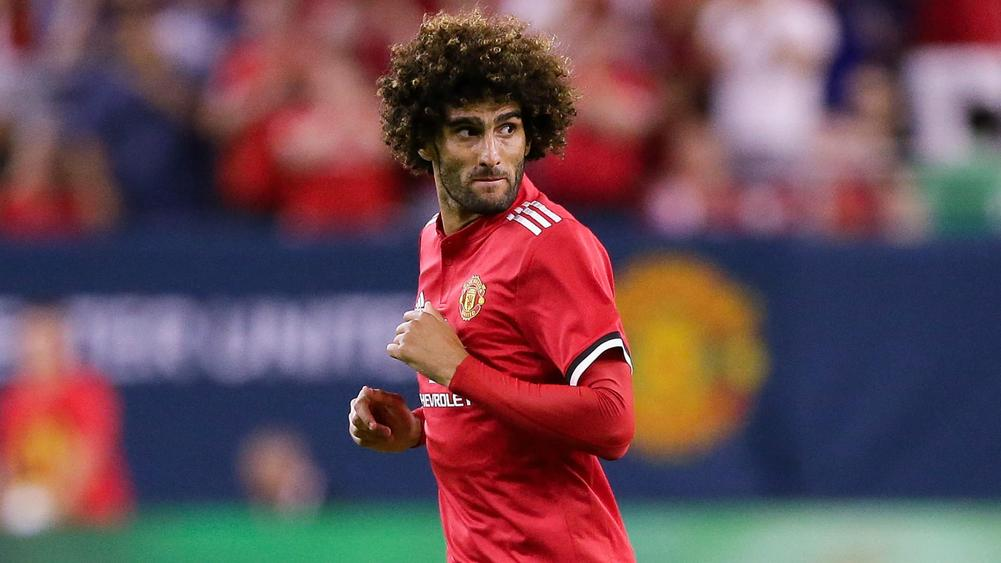 Manchester United Fans Can't Believe Marouane Fellaini Might Actually Be Leaving