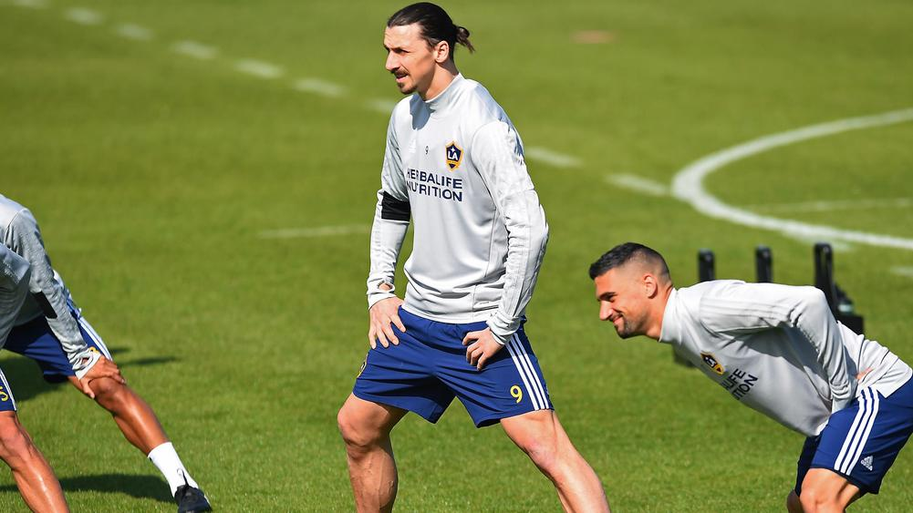 Ibrahimovic Won't Rule Out Sweden Return