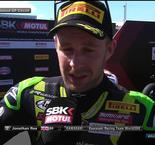Rea: 'At Least I Made It Exciting'