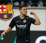 Report: Barcelona Considering Move For Jovic