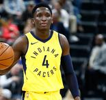 Pacers steal game one from Cavs, Harden leads Rockets