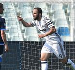 Gonzalo Higuain Scores Twice as Juventus Dismiss Pescara