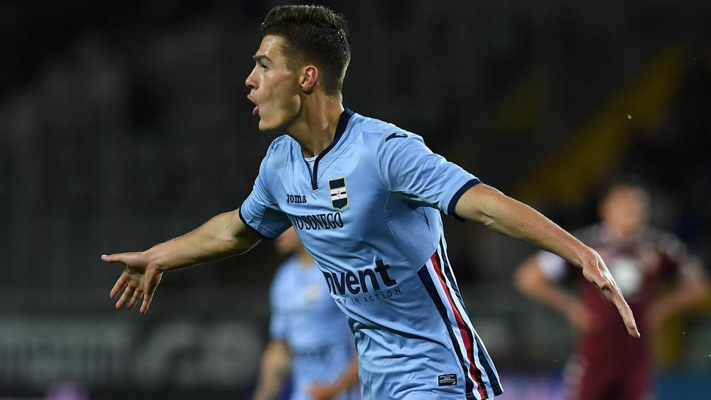 Sampdoria's Patrik Schick: Move to Juventus could be agreed by Saturday