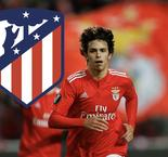 Benfica Confirm $143m Atletico Madrid Bid For Joao Felix